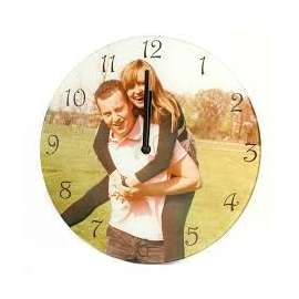 Horloge murale en MDF personnalisé