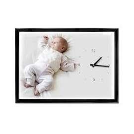 Horloge murale Maxi, personnalisée