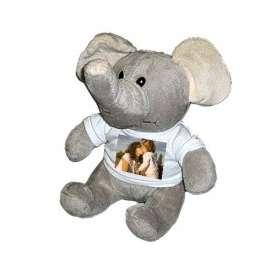 Peluche éléphant personnalisé