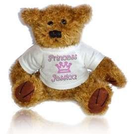 Peluche Teddy Bear personnalisé