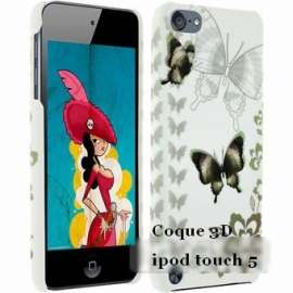 Coque Apple iPod Touch 5 personnalisée