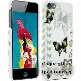Coque Apple iPod Touch 5 personnalisée