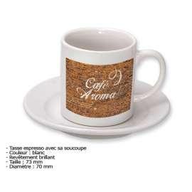 Tasse à espresso VERA personnalisé