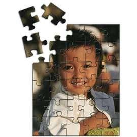 Puzzle en bois personnalisé