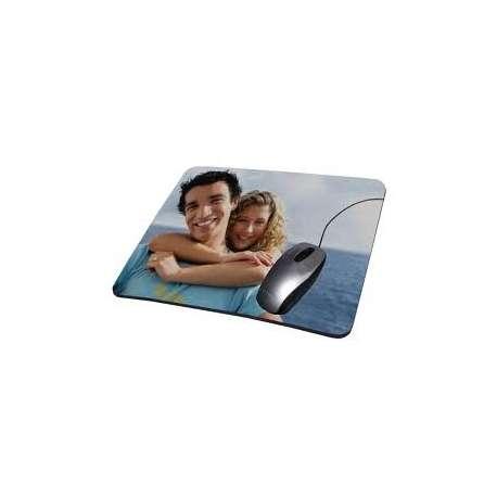 Tapis de souris brillant, taille 190 x 230 x 3 mm personnalisé